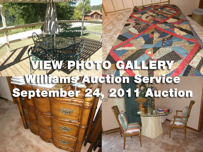 Auction Sep 24 2011