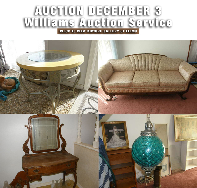 AUCTION PHOTOS