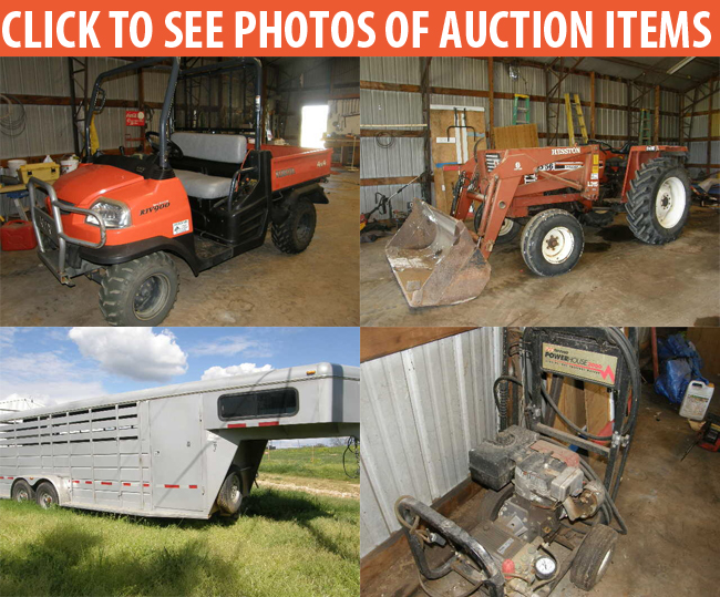 AUCTION RUDD ARKANSAS