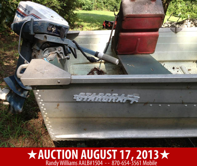 Public Auction August 27, 2013 in Rogers Arkansas Image 2