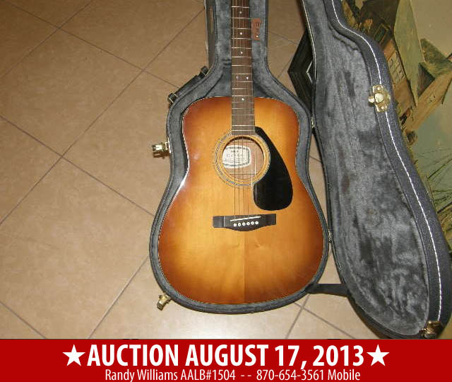 Public Auction August 27, 2013 in Rogers Arkansas Image 6