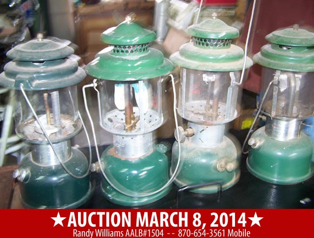 March NW Arkansas Auction 6