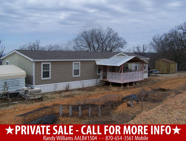 MOBILE HOME SALE ITEM NW ARKANSAS