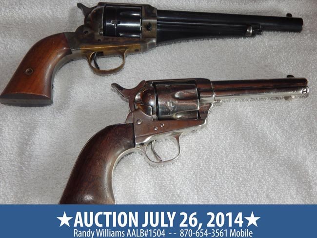 JULY 26 2014 Auction - Carroll COunty Fairgrounds 1