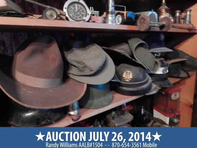 JULY 26 2014 Auction - Carroll COunty Fairgrounds 4