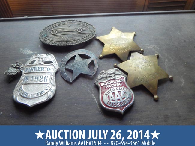JULY 26 2014 Auction - Carroll COunty Fairgrounds 6