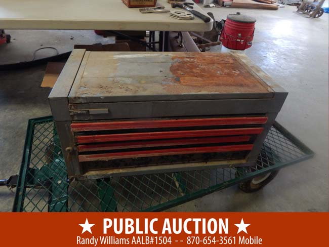 Willaims Auction Service - Carroll County Arkansas