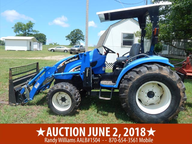 June 2 2018 AUction