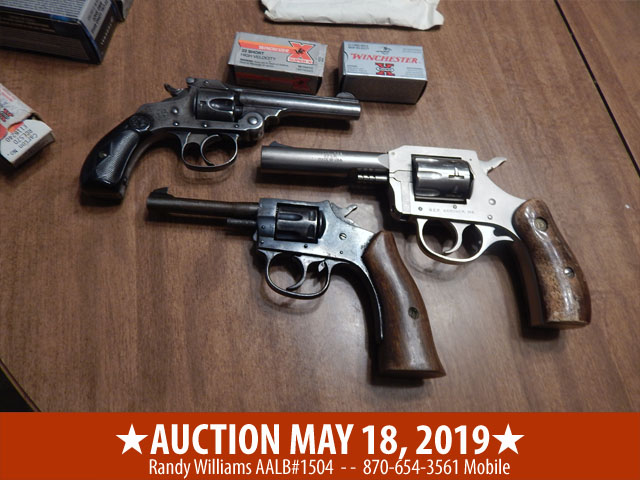 Auction Coming May 18th 2019
