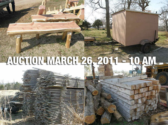AUCTION MARCH 26