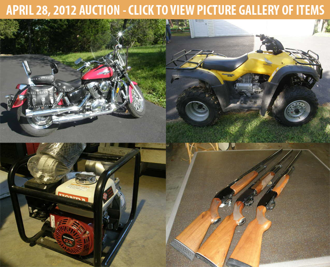 AUCTION APRIL 28