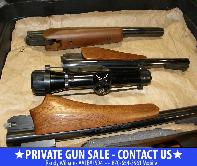 Private Gun Sale NW Arkansas 2