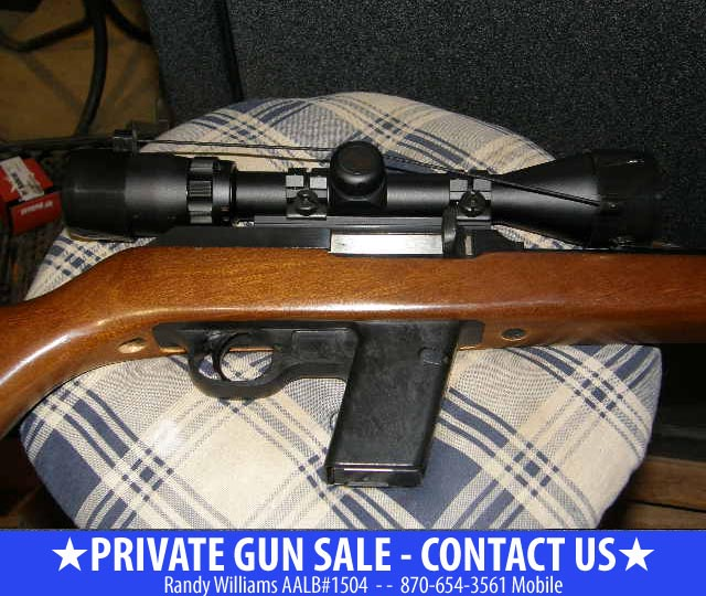 Private Gun Sale NW Arkansas 3