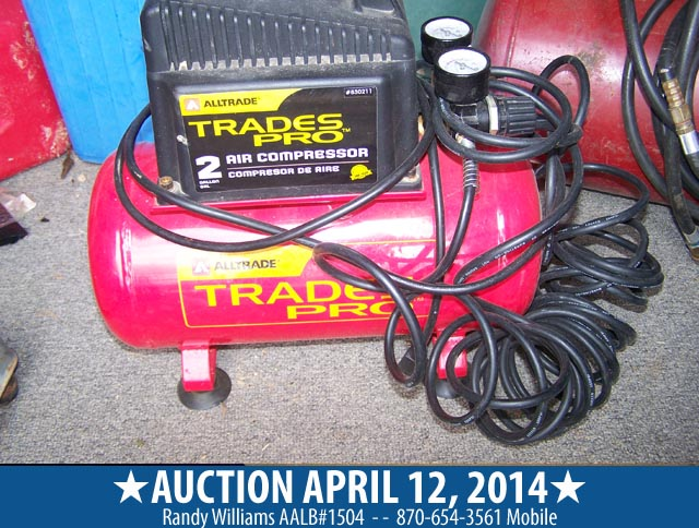 Auction april 12 in NW Arkansas 2
