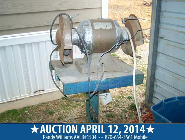 Auction april 12 in NW Arkansas 3