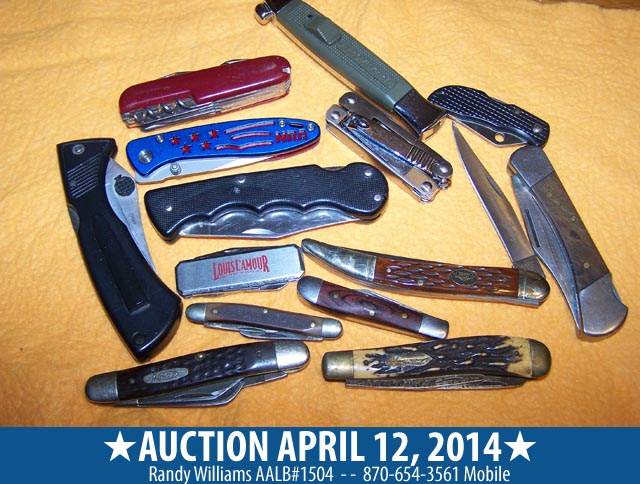 Auction april 12 in NW Arkansas 5