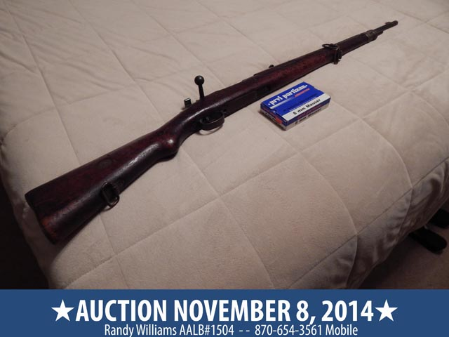 Auction November 8 2014