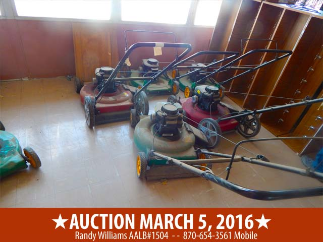AUCTION MARCH 5 2016