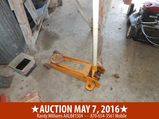 MAY 7 2016 AUCTION