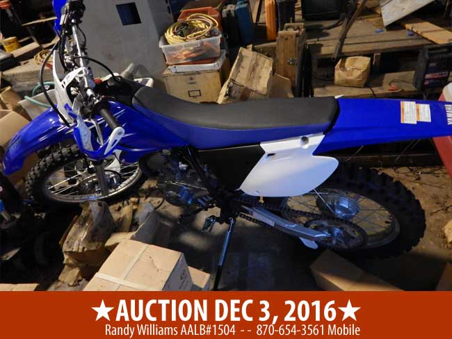 Auction December 2016