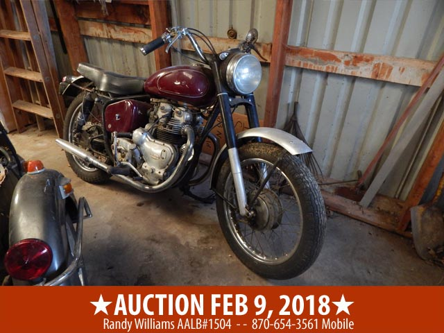 Feb 9 2018 Auction Carroll County Arkansas